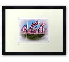 Strength of the Fallen Framed Print