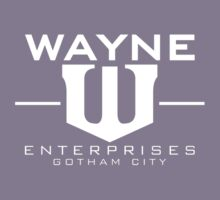 Wayne Enterprises, Gotham City by bigredbubbles06