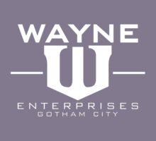 Wayne Enterprises, Gotham City by bigredbubbles06