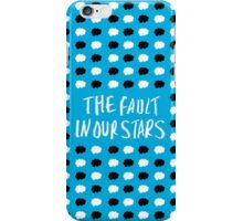 Fault In Our Stars - Clouds iPhone Case/Skin