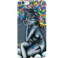 Afro Lady iPhone Case/Skin