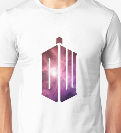 Doctor Who Galaxy Shirt Unisex T-Shirt