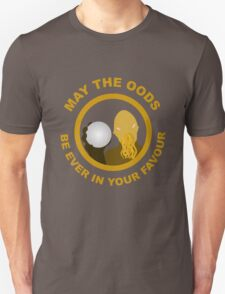 May the Oods Be Ever in Your Favour T-Shirt