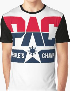 PAC People's Champ Dream Team by AiReal Graphic T-Shirt