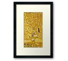 Gustav Klimt - Tree of Life Framed Print