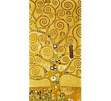 Gustav Klimt - Tree of Life Photographic Print