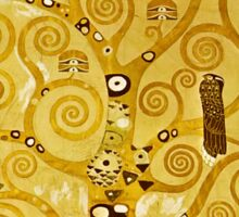 Gustav Klimt - Tree of Life Sticker