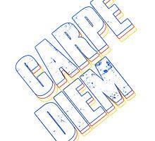 Carpe Diem Phone Case by oak19