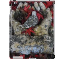 By His Hands iPad Case/Skin