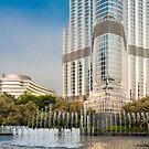 Burj Khalifa by Robert Dettman
