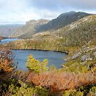 Lake Hanson, Cradle Mountain, Tasmania, Australia. by kaysharp