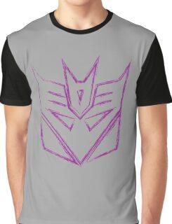 Decepticon Paint Graphic T-Shirt