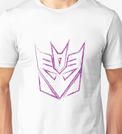 Decepticon Paint Unisex T-Shirt