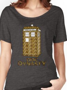 Doc Dynasty Women's Relaxed Fit T-Shirt