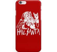 Hail Santa iPhone Case/Skin