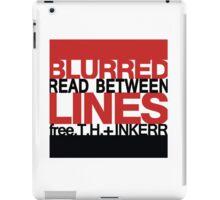 Blurred Lines Parody  iPad Case/Skin