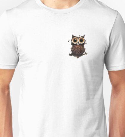 Owl coffee Unisex T-Shirt