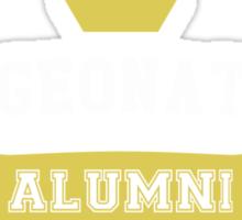 Hatoful Boyfriend St. Pigeonation's Alumni Shirt Sticker