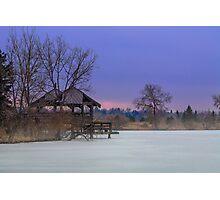 Frozen Dreams Photographic Print