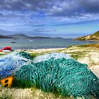 Vatersay Bay by English Landscape Prints