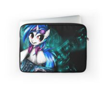 DJ Pon3 aka Vinyl Scratch Laptop Sleeve