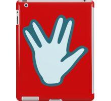 Vulcan Salute iPad Case/Skin