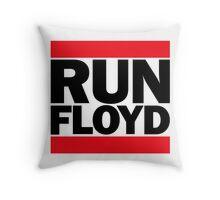 RUN FLOYD - RUN DMC Pacquiao by AiReal Apparel Throw Pillow