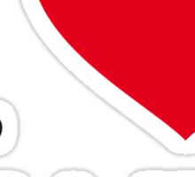 I ♥ ITALY Sticker