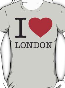 I ♥ LONDON T-Shirt