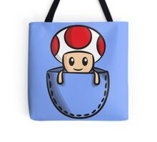 Pocket Toad Tote Bag
