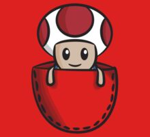Pocket Toad One Piece - Short Sleeve