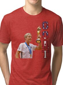 Abby Wambach G.O.A.T. | USWNT Tri-blend T-Shirt