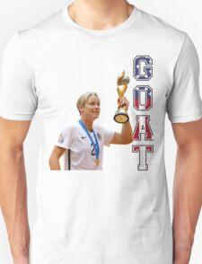 Abby Wambach G.O.A.T. | USWNT Unisex T-Shirt