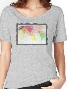 Our world - Our home Women's Relaxed Fit T-Shirt