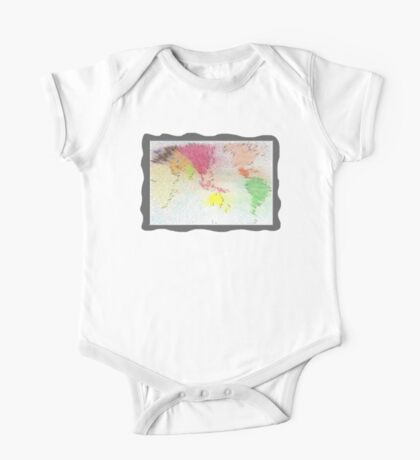 Our world - Our home One Piece - Short Sleeve
