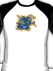 World Watersheds  T-Shirt