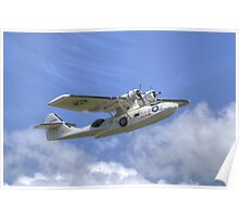 PBY-5A Catalina 'Miss Pick Up' Poster