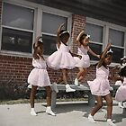 A dance group, Anacostia, D.C.  by PhotoRetrofit