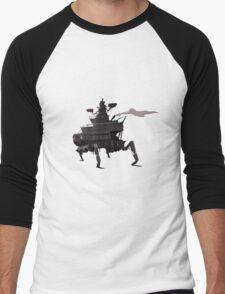 Surveillance Mech Men's Baseball ¾ T-Shirt