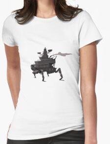 Surveillance Mech Womens Fitted T-Shirt