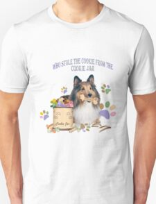 who stole the cookies from the cookie jar? T-Shirt