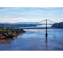 Afternoon on the Hudson Photographic Print