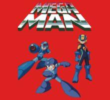 Megaman Evolution  Baby Tee