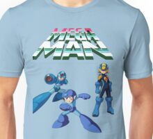 Megaman Evolution  Unisex T-Shirt
