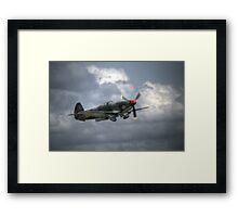 Russian Yak 3 Framed Print