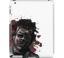 Leatherface Texas Chainsaw Massacre iPad Case/Skin