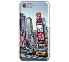 New York City Times Square iPhone Case/Skin