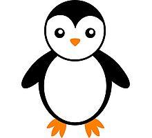 Cute Penguin Photographic Print