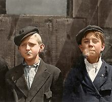 Newsies, St. Louis, Missouri. by PhotoRetrofit