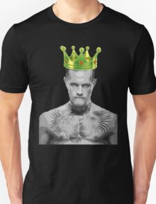 King Conor Mcgregor T-Shirt